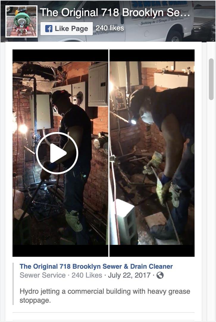 Brooklyn, Queens Plumber on Facebook